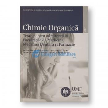 Chimie Organica. 2021. UMF Iuliu Hatieganu Cluj-Napoca